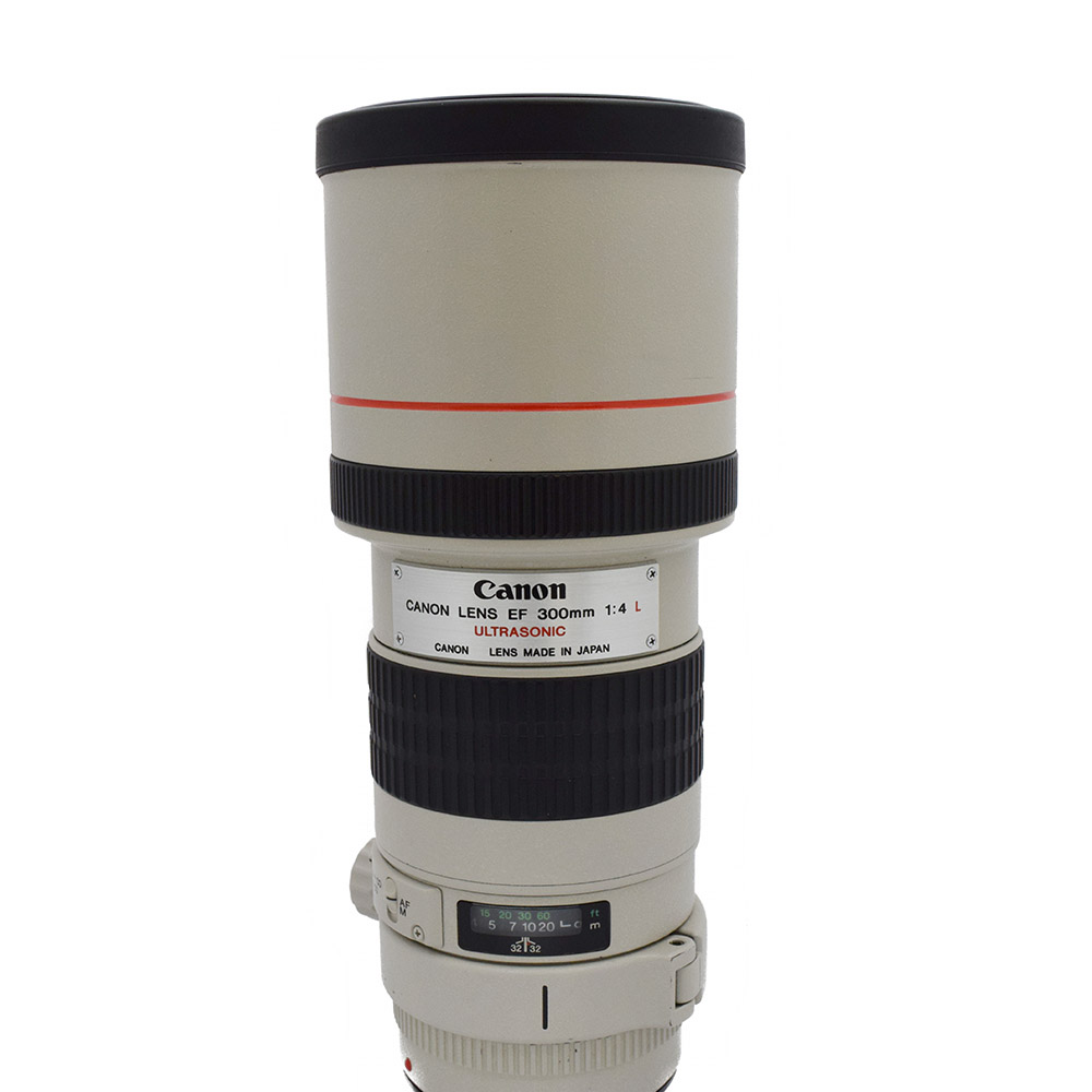 Canon EF 300 f4 L series Lens from Alex Photo