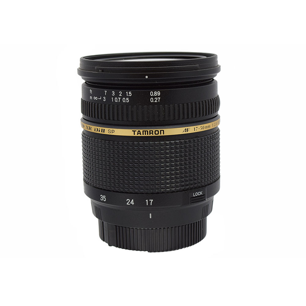 Tamron SP Di 17~50 f2.8 AF XR Nikon Mount from Alex Photo