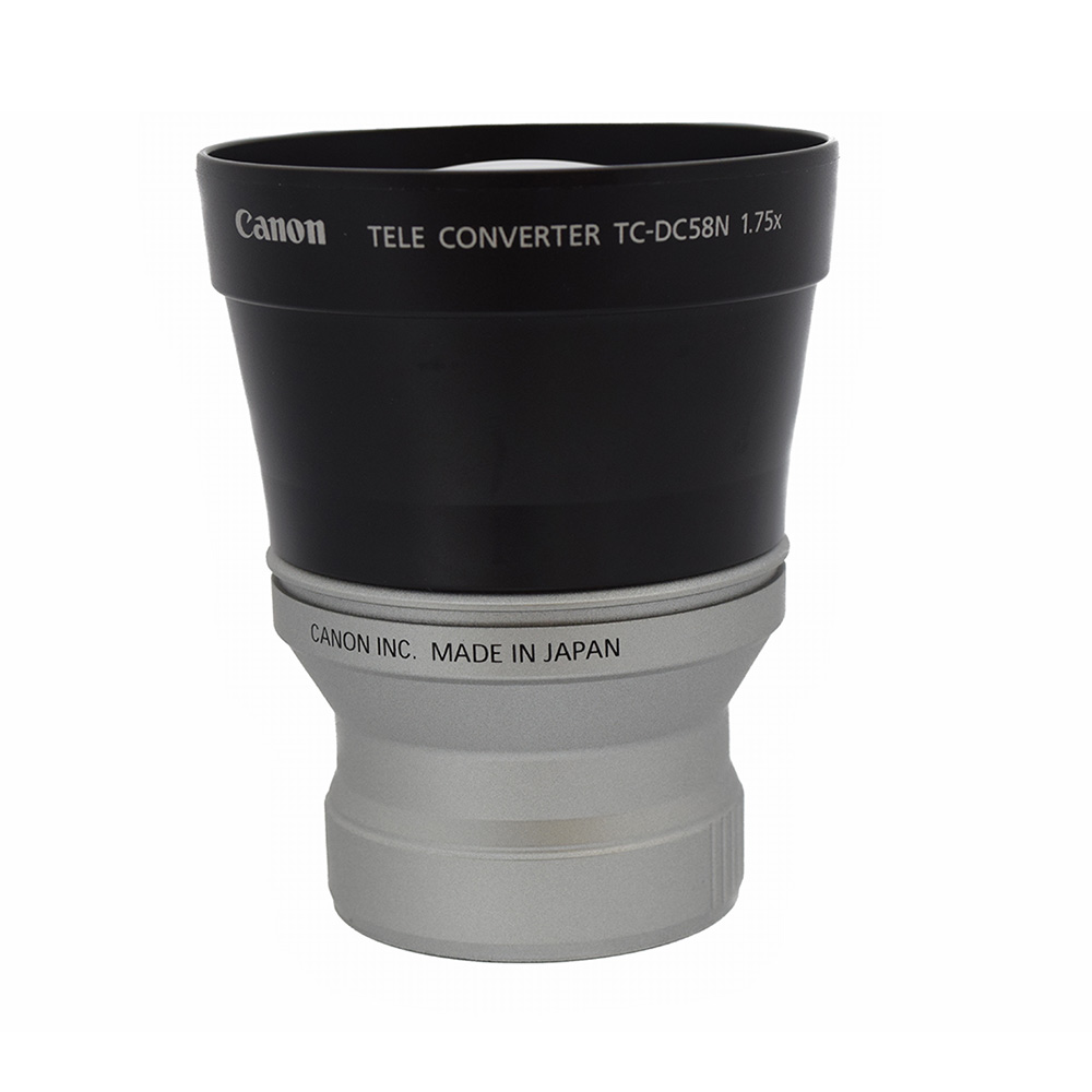 Canon Tele Converter TC DC 58N 1.75X from Alex Photo