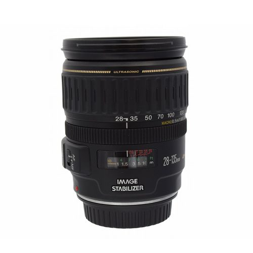 Canon EF 28~135mm IS USM Lens from Alex Photo