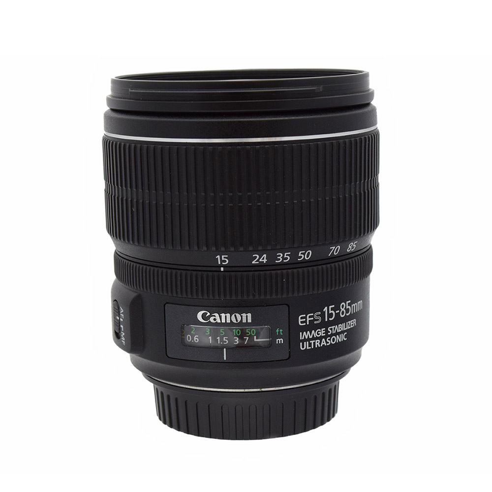 Canon EFS 15~85 IS USM Lens from Alex Photo