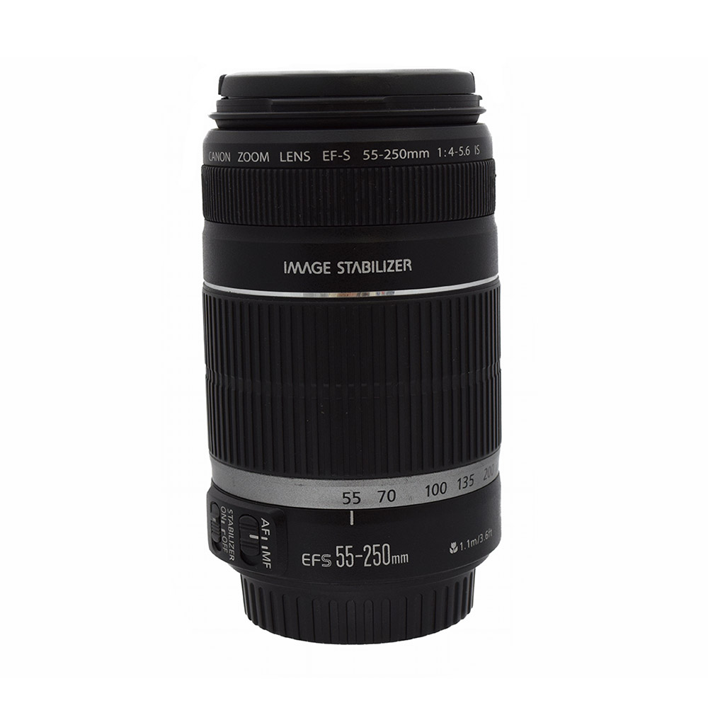 Canon EFS 55~250mm f4.0~5.6 IS Lens from Alex Photo