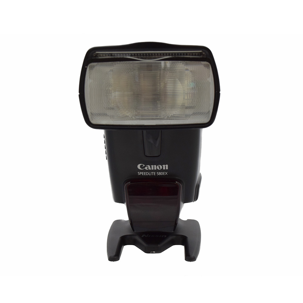 Canon Speedlight 580EX from Alex Photo