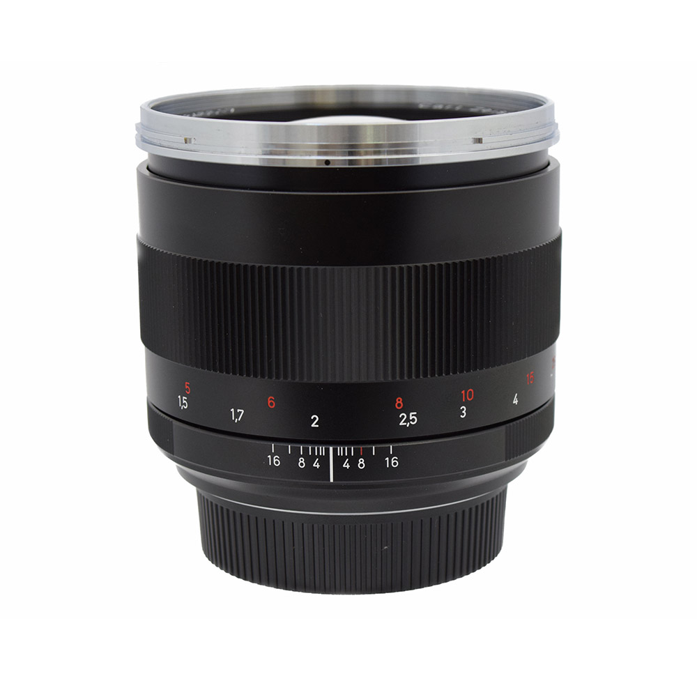 Carl Zeiss Planar 85mm f1.4 ZE Lens from Alex Photo