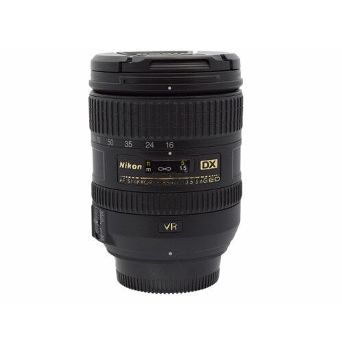 Nikon AFS Nikkor 16~85mm f3.5~5.6 G ED VR DX Lens