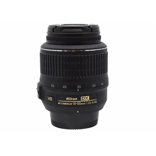 Nikon AFS Nikkor 18~55mm f3.5~5.6 G VR DX Lens from Alex Photo