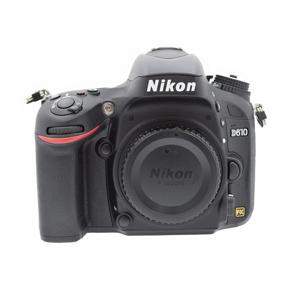 Nikon D610 DSLR Camera from Alex Photo