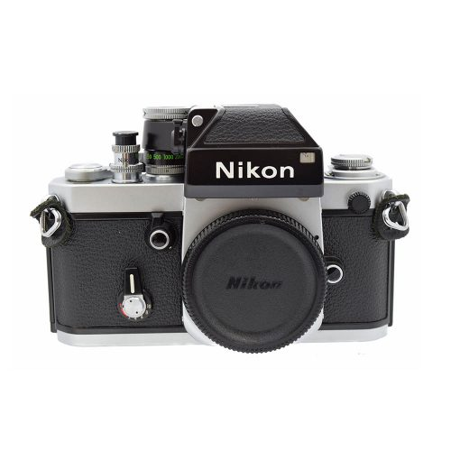 Nikon F2 SB Film Camera from Alex Photo