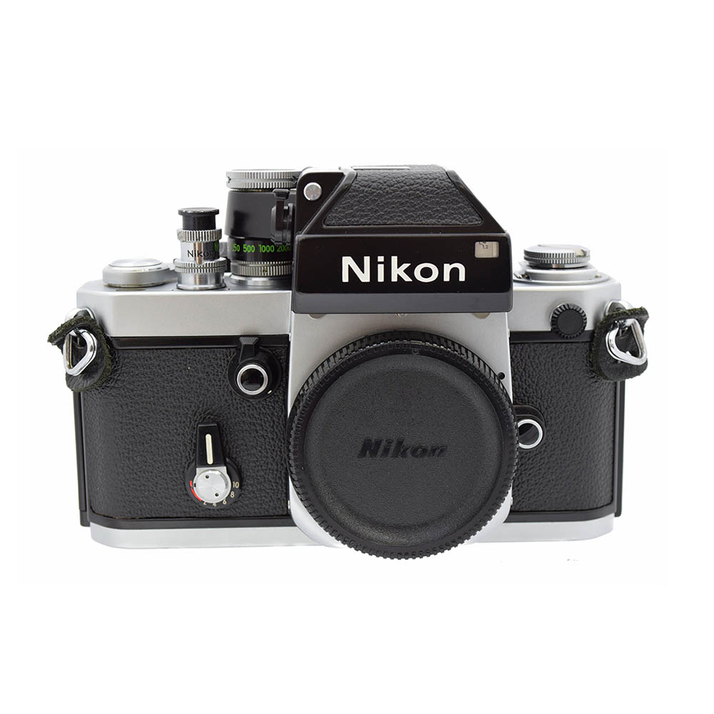 Nikon F2 SB Film Camera from Alex Photo