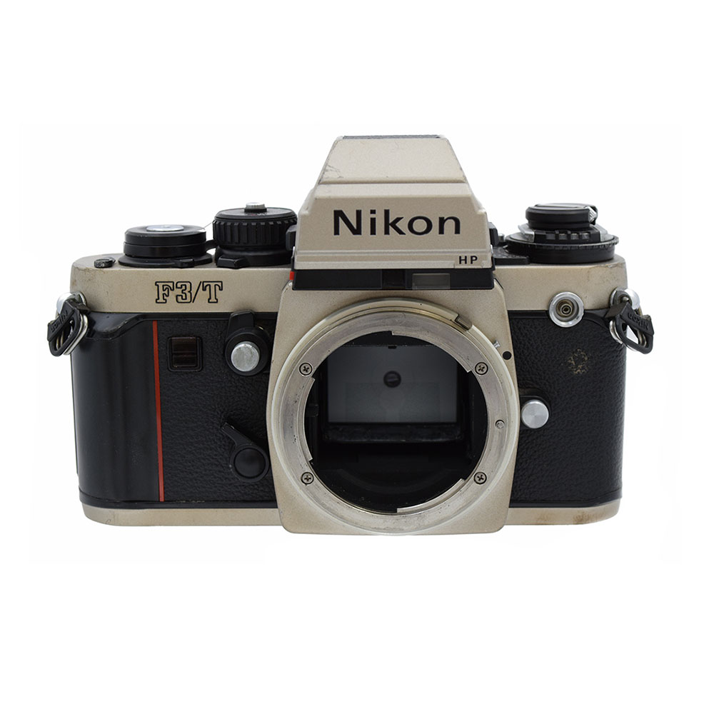 Nikon F3/T HP Film Camera from Alex Photo