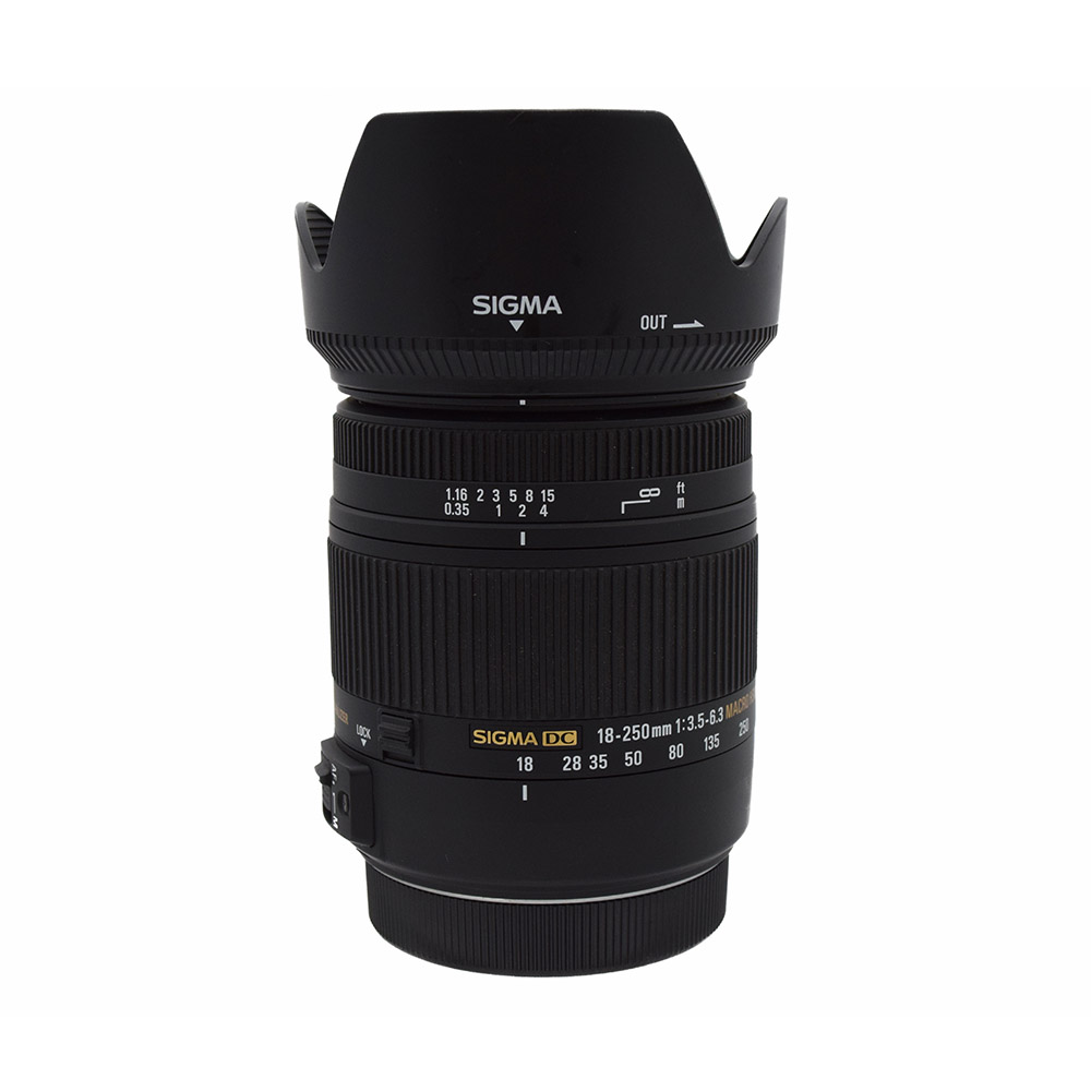 Sigma DC 18~250 f3.5~6.3 OS HSM Macro for Canon from Alex Photo