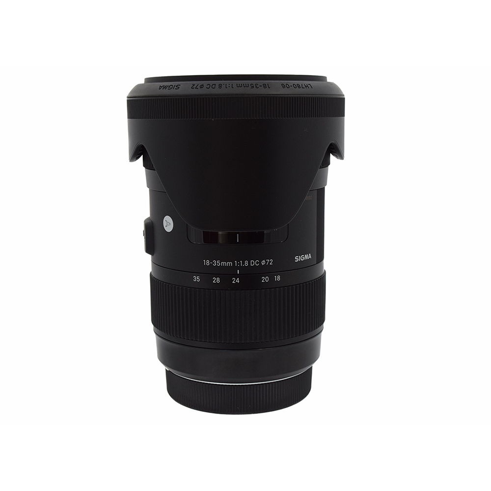 Sigma DC 18~35mm f1.8 Lens for Canon from Alex Photo