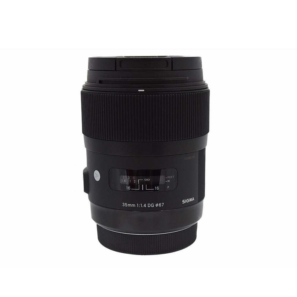 Sigma DG 35mm f1.4 HSM Art Lens from Alex Photo