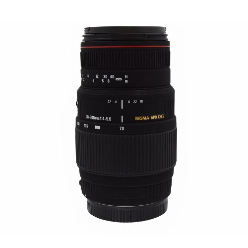 Sigma DG 70~300mm f4~5.6 APO Lens for Canon from Alex Photo