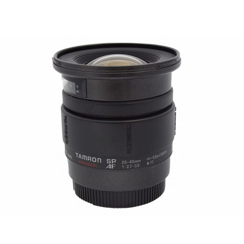 Tamron SP 20~40mm f2.7~3.5 ASpherical Canon EF Lens from Alex Photo