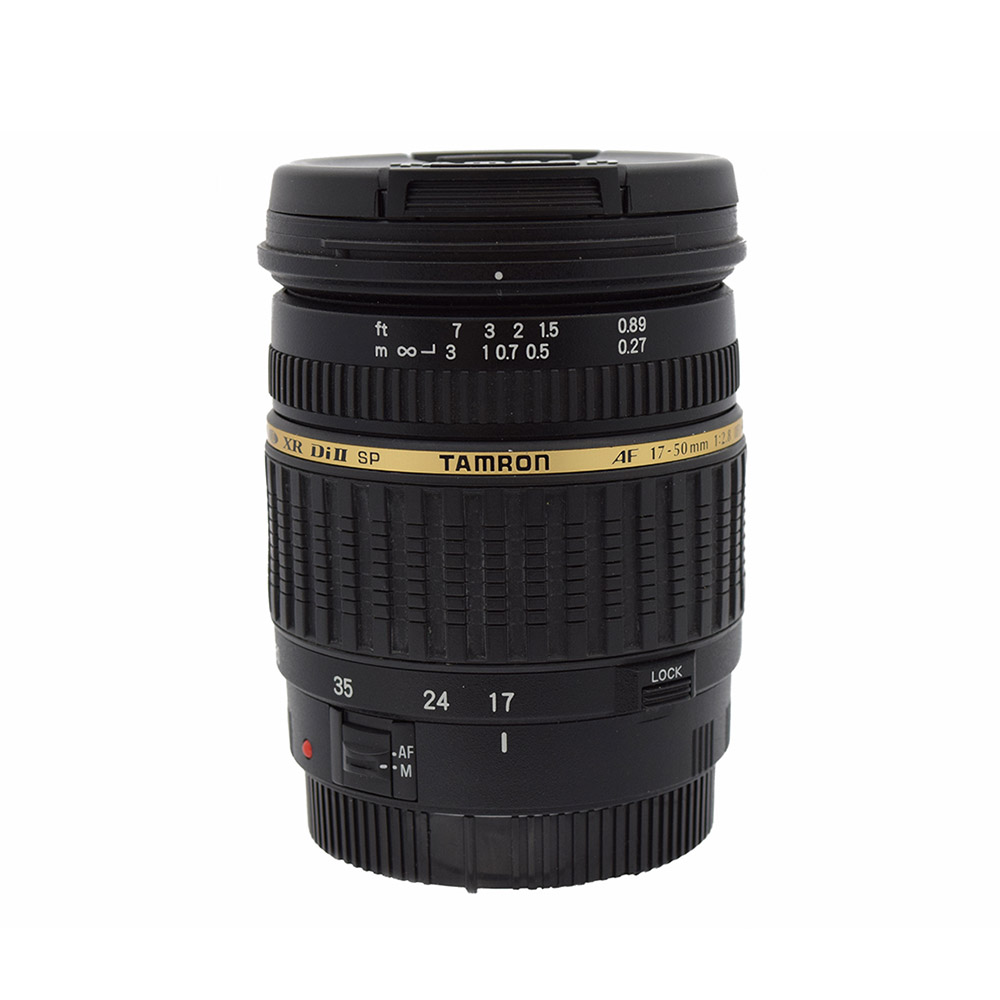 Tamron SP Di17~50 f2.8 AF for Canon EF from Alex Photo