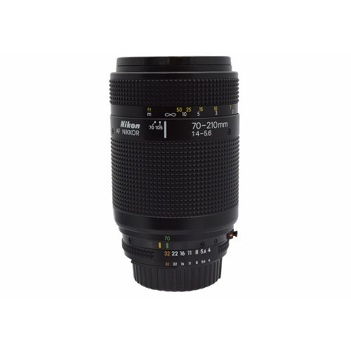 Nikon AF Nikkor 70~210 f4~5.6 D FX Lens from Alex Photo