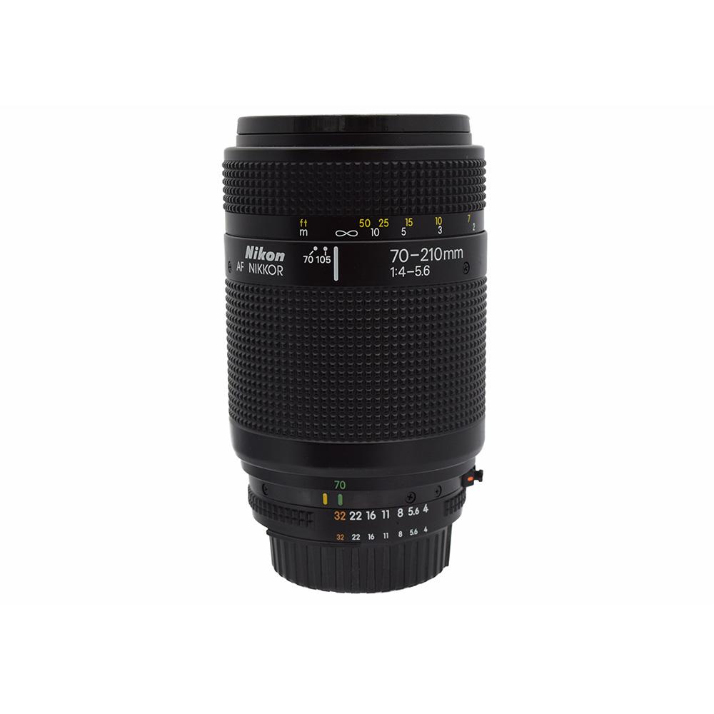 Nikon AF Nikkor 70~210 f4~5.6 D FX Lens from Alex Photo