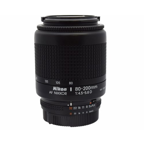 Nikon AF Nikkor 80~200 f4.5~5.6 D FX Lens from Alex Photo