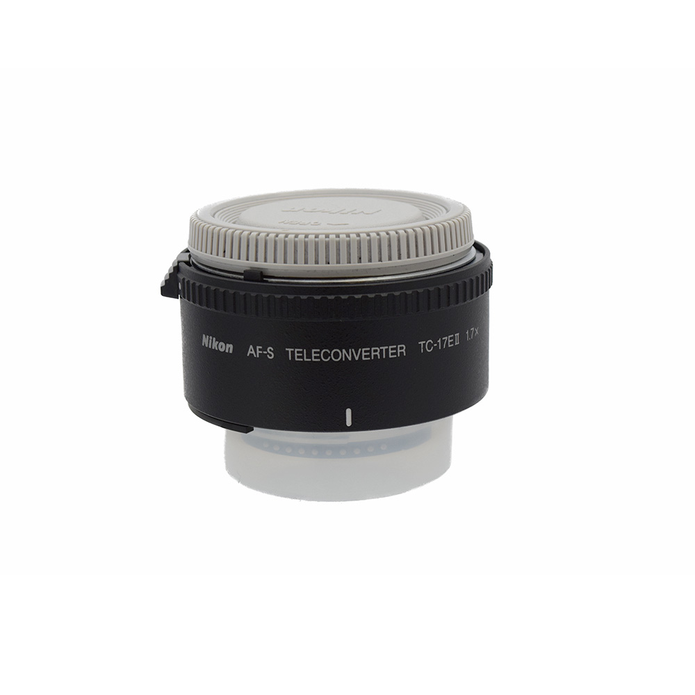 Nikon AFS Teleconverter TC-17EII 1.7x from Alex Photo
