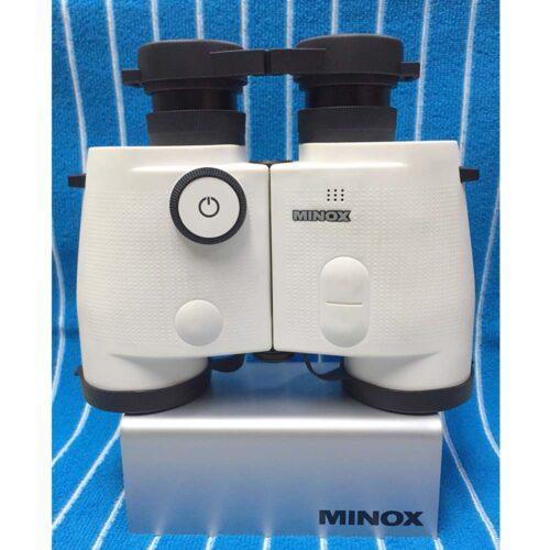 Minox Binoculars BN 7x50 White from Alex Photo