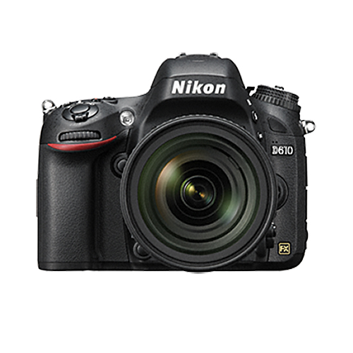 Nikon D610 DSLR FX Camera from Alex Photo