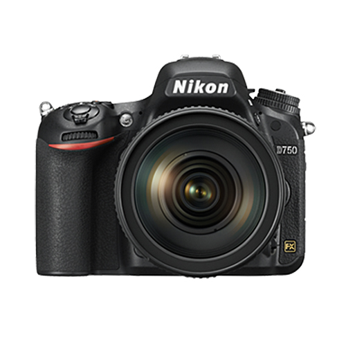 Nikon D750 DSLR FX Camera from Alex Photo