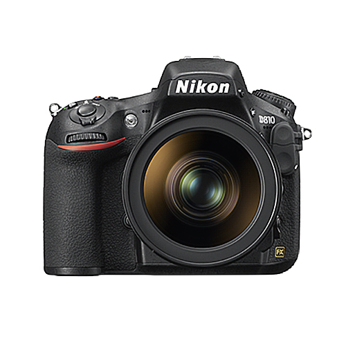 Nikon D810 DSLR Camera from Alex Photo