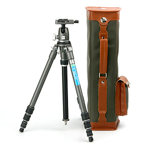 Gitzo GK1380 VQR Tripod Vintage Kit Series 1 with Case from Alex Photo