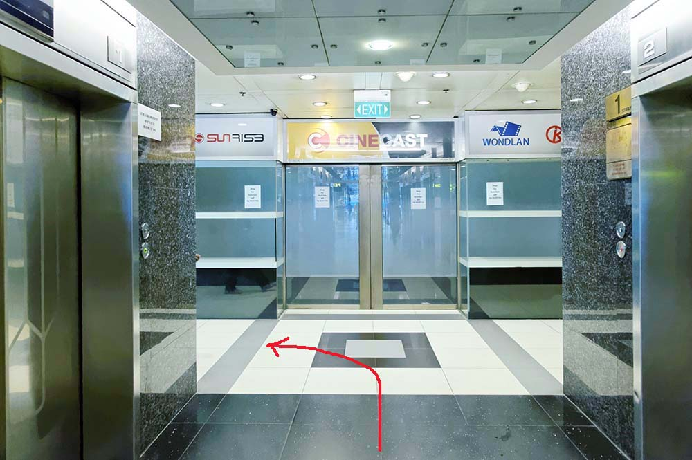how to get from city hall mrt to alex photo - photo 12