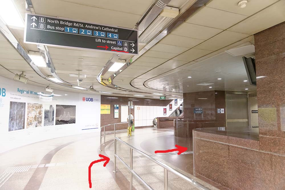 how to get from city hall mrt to alex photo - photo 1